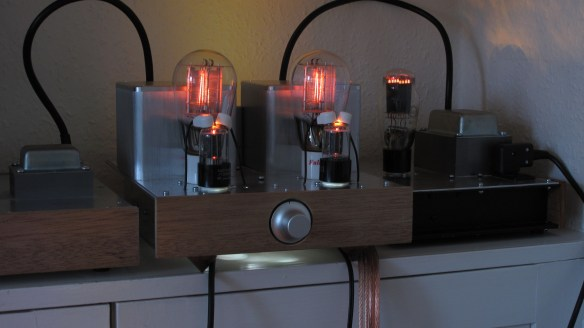 45SE Amplifier upgraded with the 7193 drivers