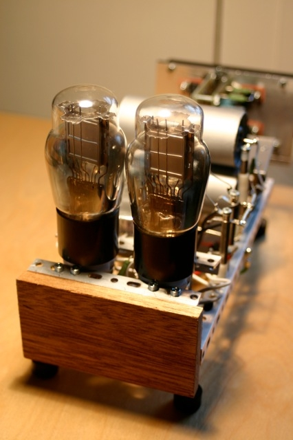 71a DHT Preamp