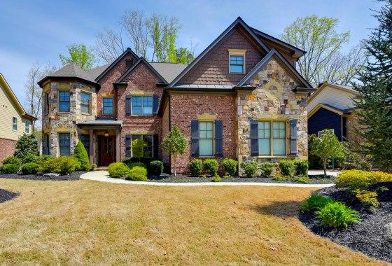 Home for sale in Copper Creek - 2215 Lodge Ct Cumming GA