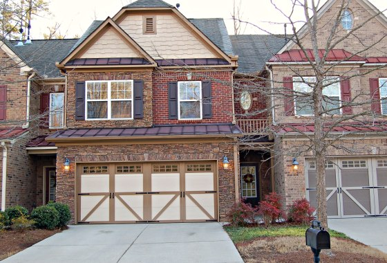 5265 Donehoo Ct Alpharetta GA 30005 - Townhome for sale in Faircroft