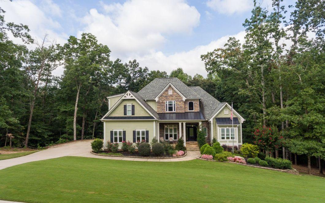Canton GA Home For Sale 216 Autumn Brook Canton GA