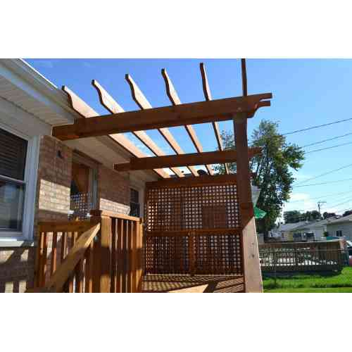 Medium Crop Of Deck With Pergola