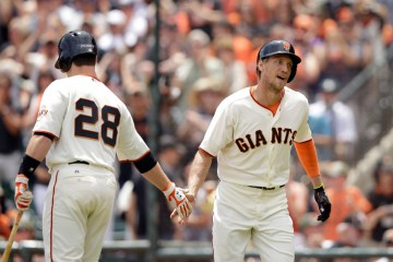 Hunter+Pence+Buster+Posey+Colorado+Rockies+0aHcEk8ZXx1x