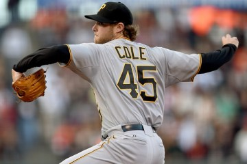 Gerrit+Cole+Pittsburgh+Pirates+v+San+Francisco+6egLzYWYZPzl