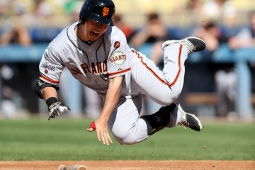 Nori+Aoki+San+Francisco+Giants+v+Los+Angeles+wBw1CIELSwHl