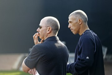 Brian+Cashman+New+York+Yankees+Workout+tQvOTH0B-Zzl