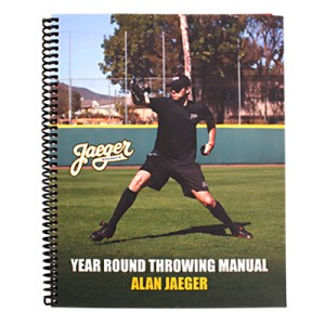 Year Round Throwing Manual - Alan Jaeger
