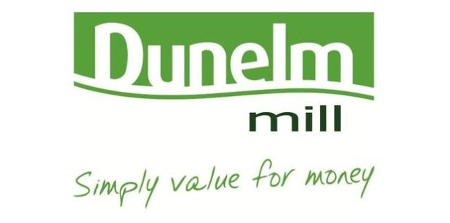 Dunelm mill logo