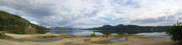 Panorama Lago Perito Moreno