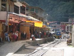 Overal terrasjes voor de hongerige toeristen