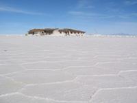 Zouthotel Playa Blanca op Salar de Uyuni