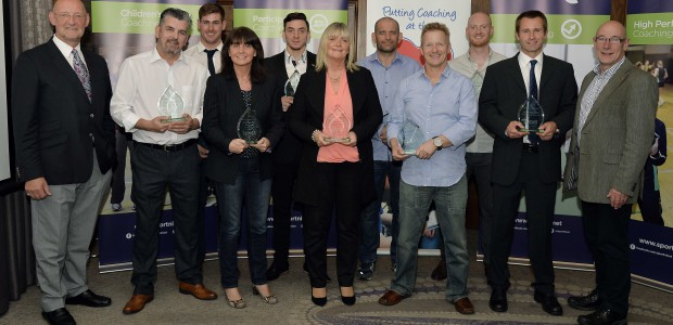 SNI Coaching Awards