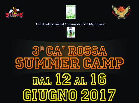 3° CaRossa Summer Camp