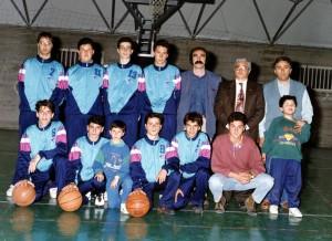 Cadetti a.s. 1992-1993 (1)