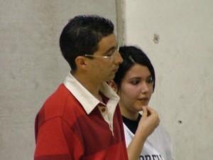 Coach Antonio Carestia