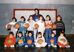 Minibasket a.s.1988-1989