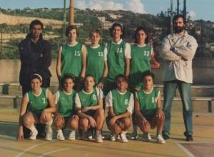Promozione Femminile a.s. 1988-1989