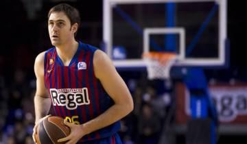 Lorbek in maglia Barça (tercerequipo.com)