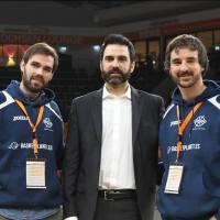 Conociendo el baloncesto alemán con Jesús Ramírez