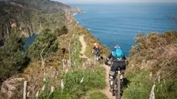 Basque Coast Mountain Biking