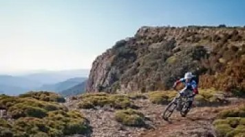 South Pyrenees Mountain Bike Holiday Trail Finding