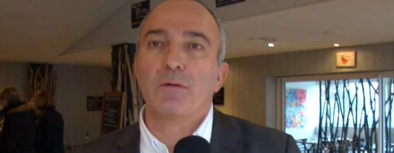 Candidatures de J. Chauvet et C. Veillard aux élections départementales 2015