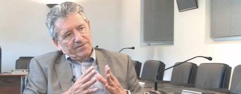 Entretien avec Jean Guy Perrière, conseiller départemental, maire d'Arès