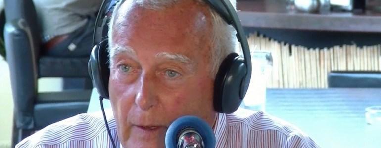 M. Sammarcelli Face à la Presse sur Radio Cap ferret avec InfoBassin