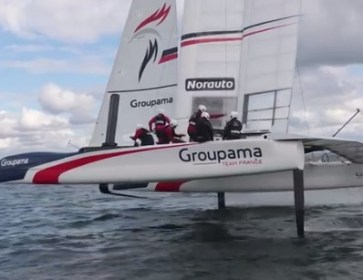 americas-cup-entrainement-team-france