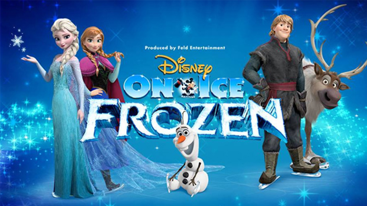 Image result for Disney on Ice Frozen