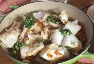 Itzi's cod stew