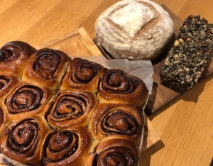Scandi day at Bread Ahead