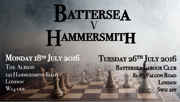 South-west London's El Classico is on! Battersea take on Hammersmith in home and away grudge match
