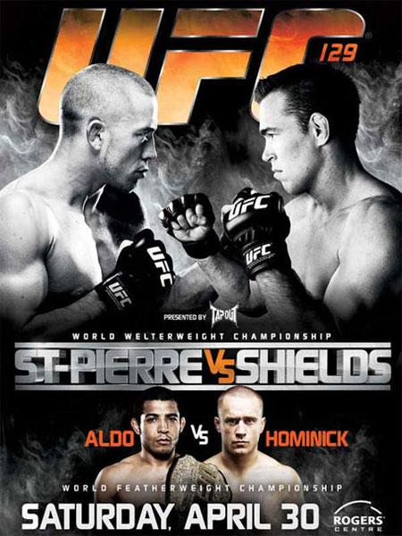 UFC-129-Poster
