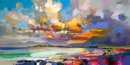Luskentyre, Harris by Scott Naismith