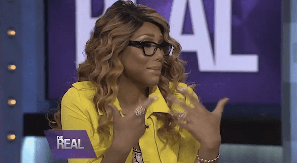 "Top Story:   Tamar Braxton-Herbert fired from ""The Real"""