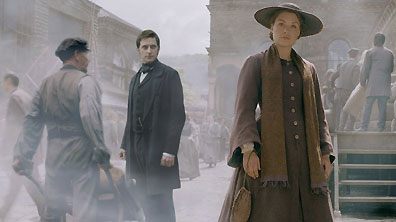 northandsouth 396x222 On North and South adaptation   BBCs masterpiece