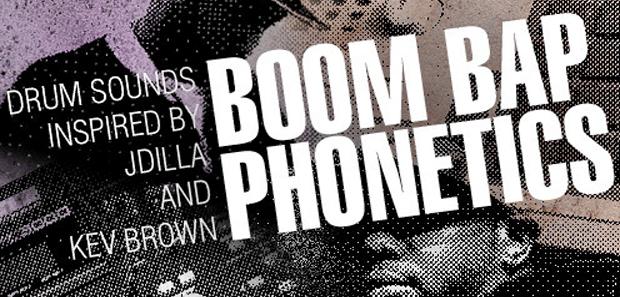 FEATURED DRUM KIT: Boom Bap Phonetics
