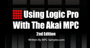 BOOK REVIEW: Using Logic Pro With The Akai MPC