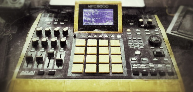 MPC 5000 Effects Demo