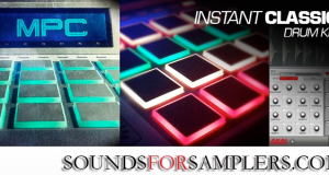 Sounds For Samplers – Instant Classic Drum Kit