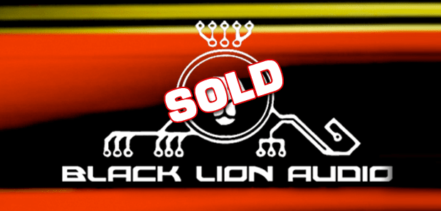 BLACK LION AUDIO Under New Ownership