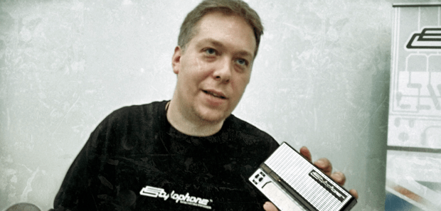 Interview with Ben Jarvis of Dubreq (makers of the Stylophone 2)