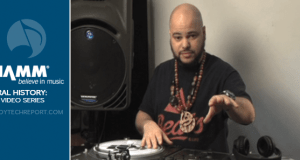 NAMM Oral History: DJ Johnny Juice