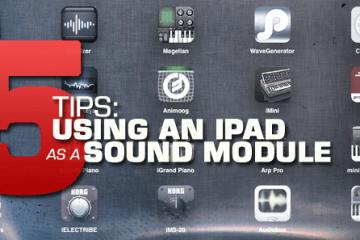 5tips_ipadsoundmodule