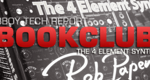 BOOKCLUB: The 4 Element Synth by Rob Papen