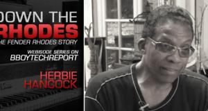 DOWN THE RHODES: HERBIE HANCOCK