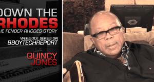 DOWN THE RHODES: QUINCY JONES