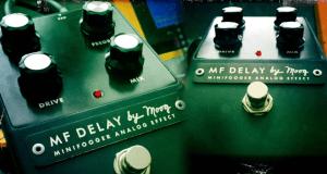 Moog Minifooger MF Delay Review