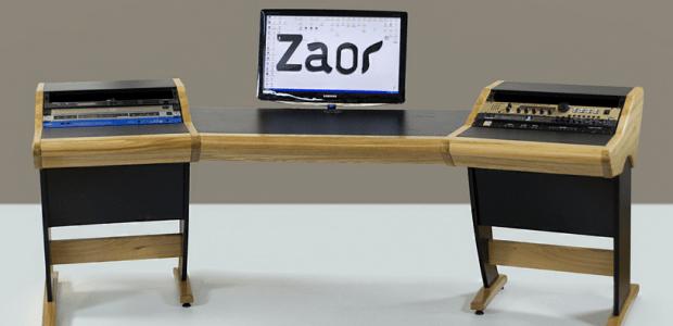 ZAOR Introduces The ONDA Desk